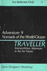 Adventure #9 - Nomads of the World-Ocean