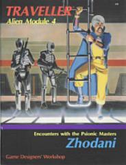 Alien Module #4 - Zhodani