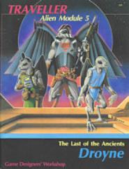 Alien Module #5 - Droyne