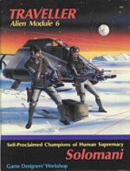 Alien Module #6 - Solomani
