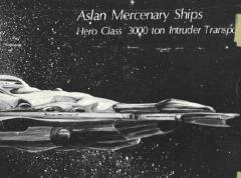 Aslan Mercenary Ships