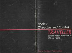 Book #1 - Characters and Combat (2nd Edition)