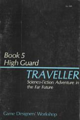 Book #5 - High Guard (2nd Edition)