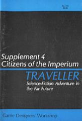 Supplement #4 - Citizens of the Imperium