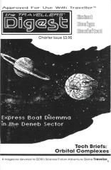 """#1 """"Express Boat Dilemma in the Deneb Sector"""""""
