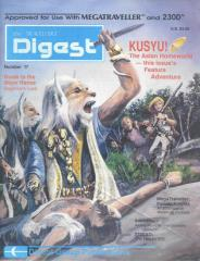 """#17 """"Kusyu!, Guide to the Major Races, Psionic Knights"""""""