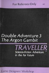 Double Adventure #3 - The Argon Gambit/Death Station
