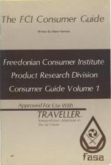 FCI Consumer Guide, The