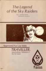 Sky Raiders #1 - Legend of the Sky Raiders, The