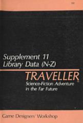Supplement #11 - Library Data (N-Z)