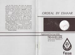 Ordeal by Eshaar