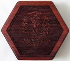 Purpleheart - Beehive, Yggdrasil