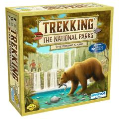 Trekking the National Parks - The Board Game