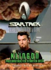 Trouble with Tribbles, The - Klingon Starter Deck
