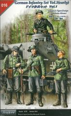 German Infantry Set Vol. 1 (Early)