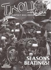 "#35 ""Orks & Goblins, Empire Heroes"""