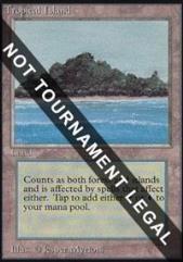 Tropical Island (CE) (R)