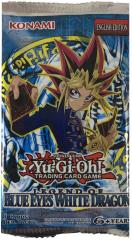 Legend of Blue Eyes White Dragon (Unlimited Edition) Booster Pack