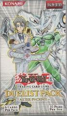 Duelist Pack - Aster Phoenix Booster Box (1st Edition)