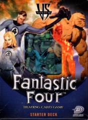 Fantastic Four 2-Player Starter Deck