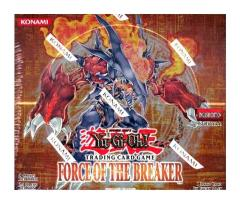 Force of the Breaker Booster Box