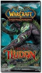 Hunt for Illidan, The - Booster Pack