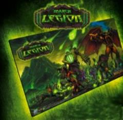 March of the Legion - Playmat