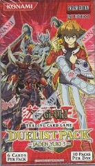 Duelist Pack - Jaden Yuki 3 Booster Box (1st Edition)
