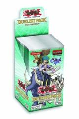 Duelist Pack - Jaden Yuki 3 Booster Pack