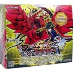 5D's - Crossroads of Chaos Booster Box