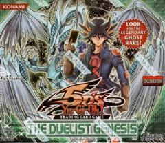 5D's - Duelist Genesis Booster Box, The