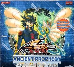 5D's - Ancient Prophecy Booster Box
