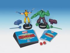 Wolverine vs. Hulk Starter Set