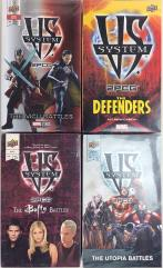 VS System 2PCG - Battle Box Collection - 4 Boxes!