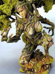 Treewoman (Alternate Hands)