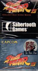 Street Fighter - The Dark Path Booster Box