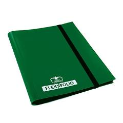 9 Pocket Flexxfolio - Green