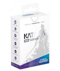 Katana Card Sleeves - White (100)