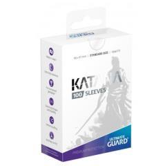 Katana Card Sleeves - Transparent (100)