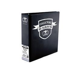 """3"""" Collector's Album - Black"""