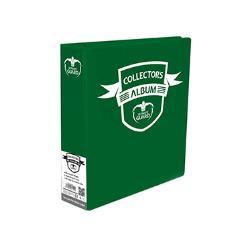 """3"""" Collector's Album - Green"""