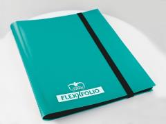 4 Pocket Flexxfolio - Turquoise