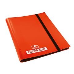 9 Pocket Flexxfolio - Orange