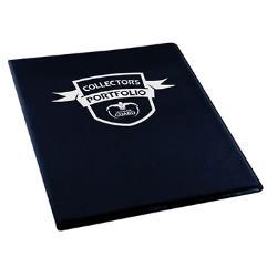 4 Pocket Portfolio - Black