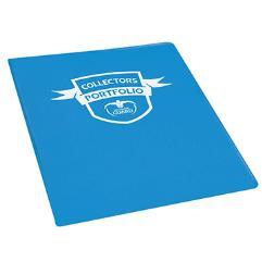 4 Pocket Portfolio - Blue