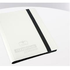 9 Pocket Flexxfolio XenoSkin - White