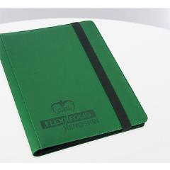 9 Pocket Flexxfolio Xenoskin - Green