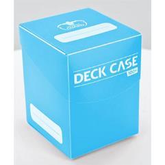 Deck Box 100+ - Light Blue