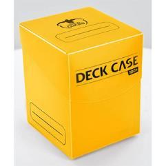 Deck Box 100+ - Yellow