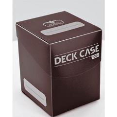 Deck Box 100+ - Brown